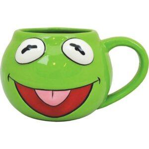 Tazza 3D Kermit la Rana Muppets