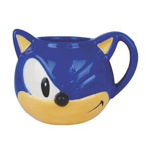 Tazza sagomata Sonic the Hedgehog