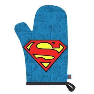 Guanto da forno Superman Logo