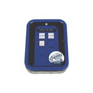 Puzzle 165 pezzi in scatola metallica Doctor Who