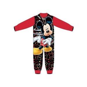 Pigiama intero felpato Disney Topolino