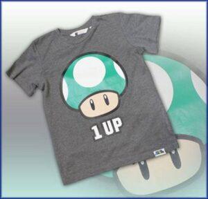 T-Shirt Toad Super Mario