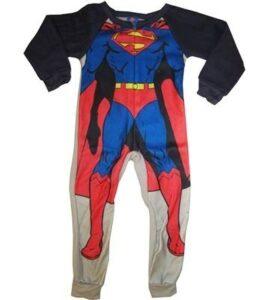 Pigiama pile intero Superman