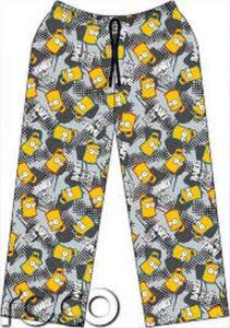 Pantaloni da camera Bart Simpson