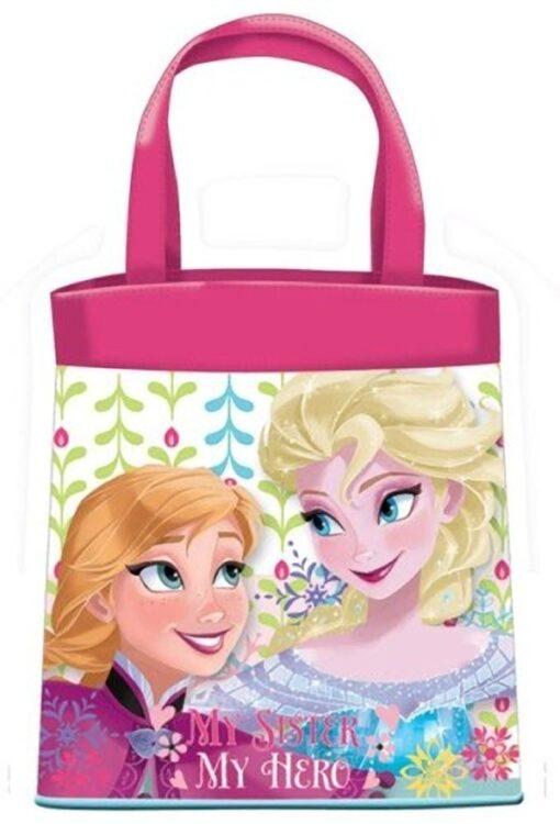Borsetta trasparente Disney Frozen
