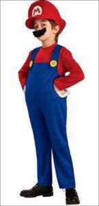 Costume Super Mario Nintendo De Luxe