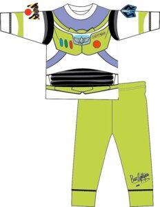 "Pigiama Toy Story Buzz Lightyear ""Brilla al Buio"""