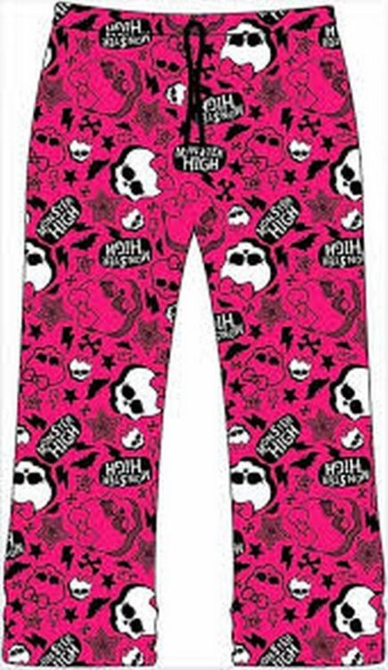 Pantaloni da camera Monster High