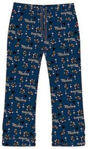 Pantaloni da camera adulto Topolino