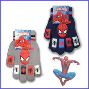 Guanti bimbo Spiderman