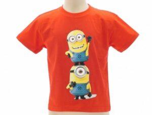 T-Shirt Minions Cattivissimo Me Duo