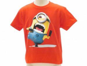 T-Shirt Cattivissimo Me Minion