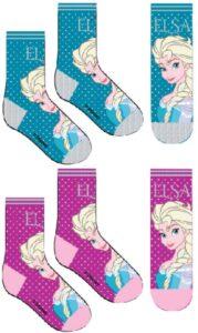 Calzini corti Disney Frozen Elsa