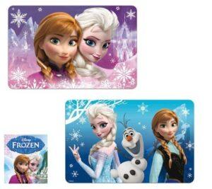 Tovaglietta in plastica 3D Disney Frozen