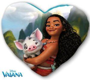 Cuscino cuore Disney Oceania
