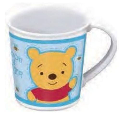 Tazza microonde Baby Winnie the Pooh celeste