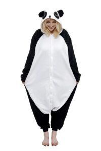Pigiamone Kigurumi adulto Panda - Taglia Unica