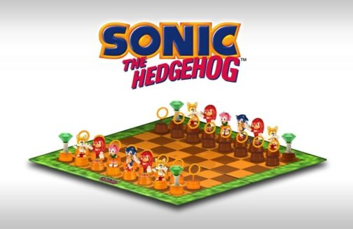 Gioco Scacchi 3D Sonic The Hedgehog
