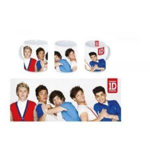Tazza in ceramica One Direction
