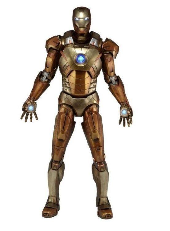 Iron Man Gold