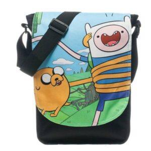 Tracolla Adventure Time Jake e Finn