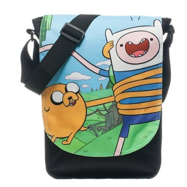 Tracolla Adventure Time Jake e Finn