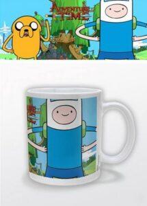 Tazza Mug in ceramica Adventure Time