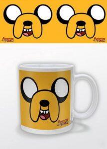Tazza Mug in ceramica Adventure Time Jake