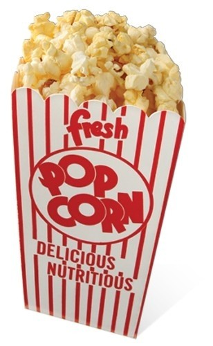 Pop Corn sagoma 150 cm H