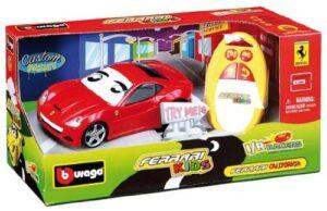 Bburago Ferrari radiocomandata per bambini