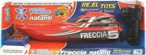 Motoscafo Radiocomando Freccia Rossa