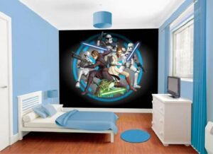 Murales Star Wars Walltastic