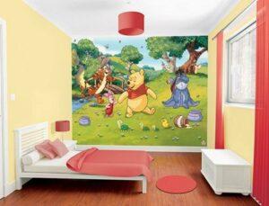Murales Winnie the Pooh Walltastic