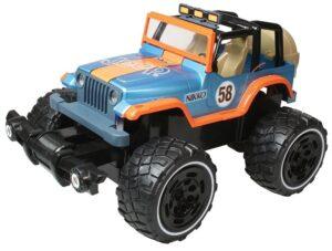 Jeep Wrangler Radiocomandata