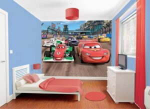 Murales Disney Cars Walltastic