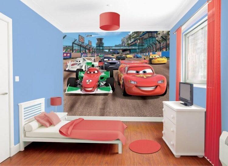 Murales Disney Cars Walltastic