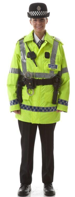 Poliziotta sagoma 165 cm H