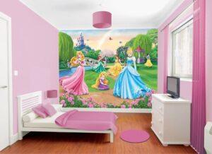 Murales Principesse Disney Walltastic