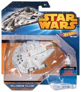 Hot Wheels: Star Wars, modellino di Millennium Falcon