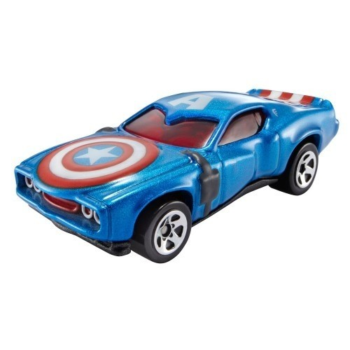 Hot Wheels Marvel
