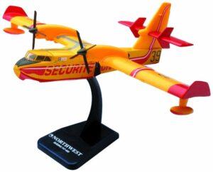 Newray 20623 - Sky Pilot Bombardier Cl-415 Protezione Civile, Scala 1:110