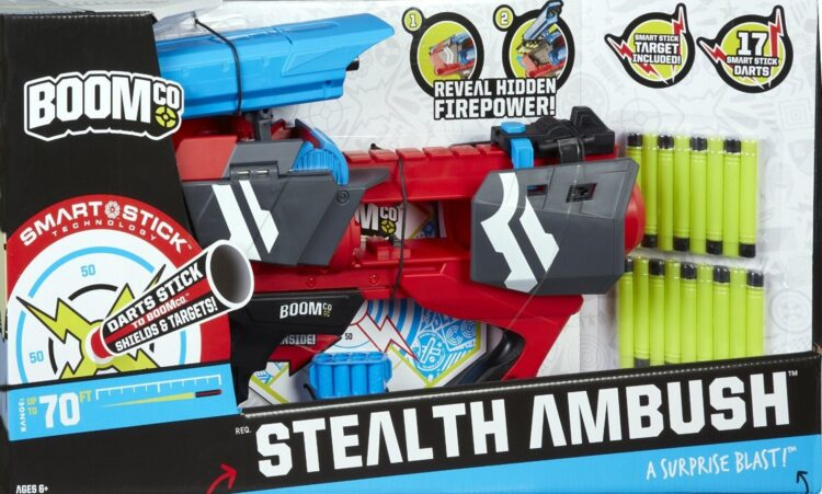 BOOMco - Stealth Ambush