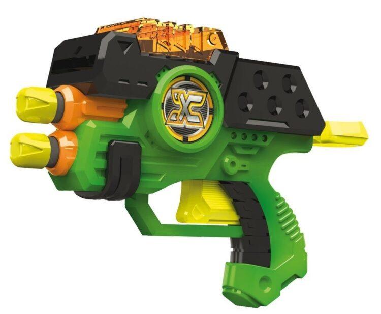 X Ranger - Double Dual Fire Con Target