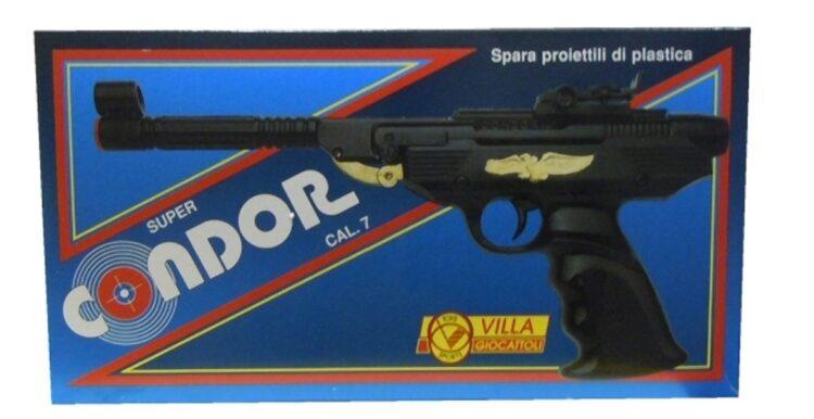 Pistola Condor