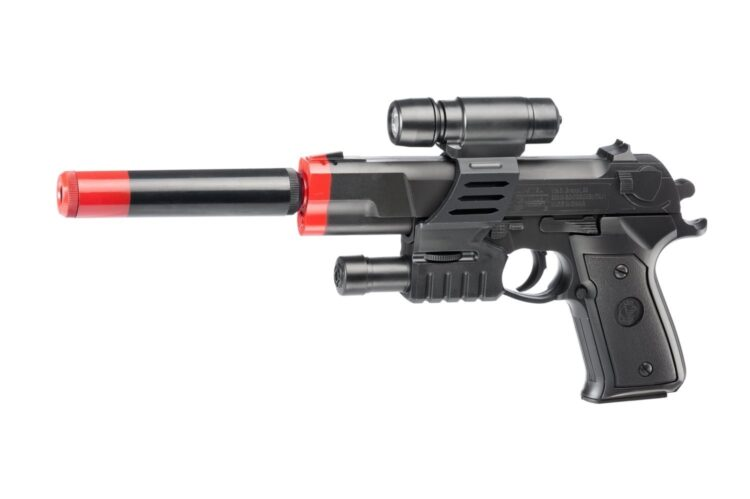 Pistola Air Soft V.911 Sl