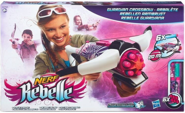Nerf Rebelle - Balestra Crossbow