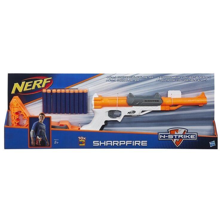 NERF SHARPFIRE A9315EU4 **