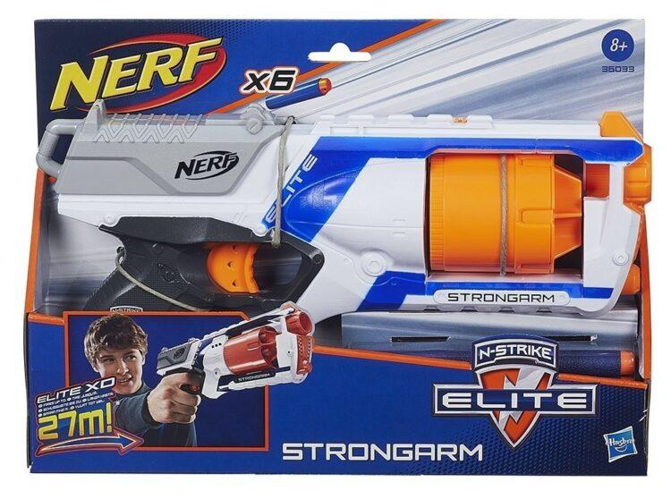Nerf - Strongarm