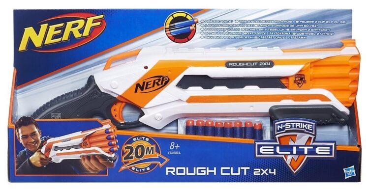 Nerf Elite - Rough Cut