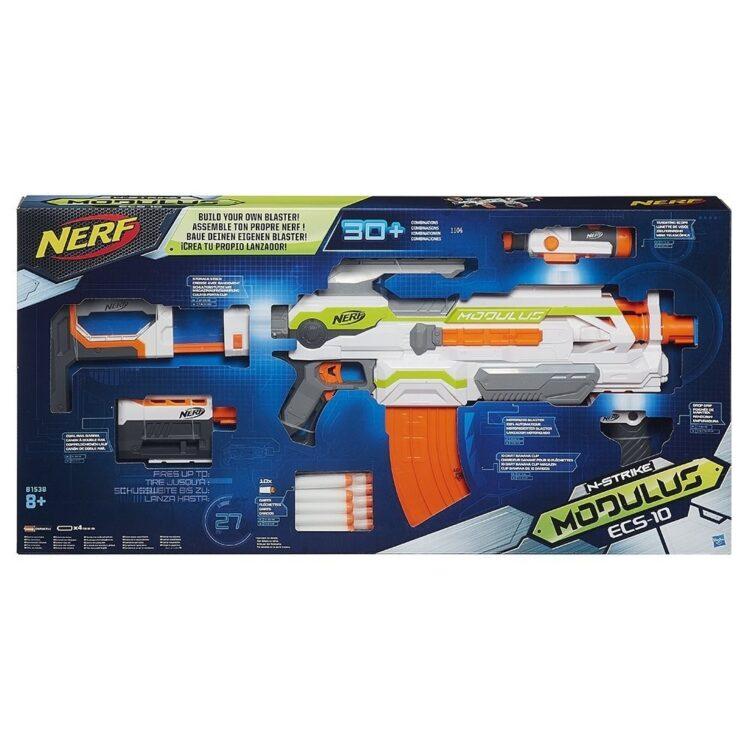 Nerf - ECS-10 - N-Strike Modulus